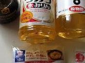 Liste ingrédients japonais avoir chez