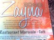 Chez Zayna avec Hervé Fethia