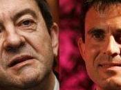 Affrontement Valls/Mélenchon régularisation sans-papiers
