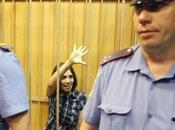 artistes défense punks anti-Poutine Pussy Riot