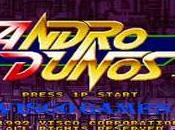 Andro Dunos Prochaine adaptation pour Neo-Geo