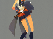 Avengers version Sailor Moon