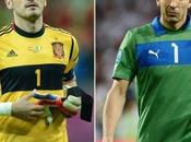 Finale l'Euro 2012: Italie Espagne