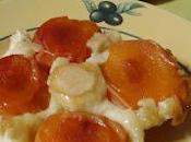 Gâteau abricot amande lavande