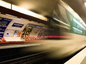 déploie réseaux dans métro parisiens