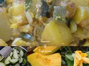 Curry Giraumon Courgette Maurice