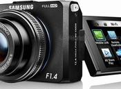 Appareil photo numérique connecté Wi-Fi Samsung Smart Camera EX2F