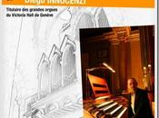 Concert l'organiste Diego Innocenzi dimanche juillet Nantua