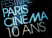 Festival Paris Cinéma [10e édition] palmarès