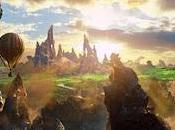 Monde Fantastique d'Oz trailer over rainbow