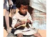 peuple Bushmen Kalahari