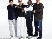 Comic-Con 2012 stars prennent pose