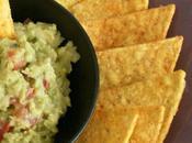 Tortillas chips nachos) épicées maison