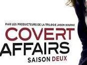 Covert Affairs Saison