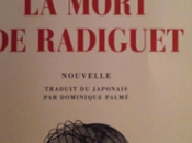 mort Radiguet, Yukio Mishima