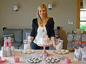 Sweet table anniversaire petites filles