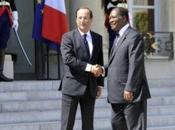 Annulation dette France offre royal cadeau Côte d'Ivoire