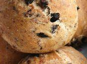 Petits pains olives herbes Provence