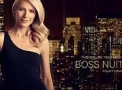 Beauté Gwyneth Paltrow, Boss Nuit pour Femme