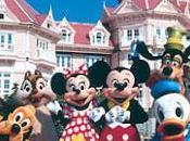 parc Disney avec touts petits pour reste conte