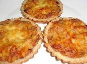 Mini Quiches Dindes