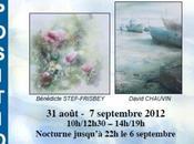 2ème Biennale d'aquarelle Bassin d'Arcachon