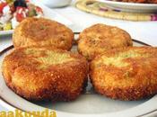 Maakouda thon galettes معقودة بطاطا بالتونة