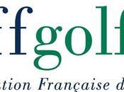 Compétition golf Aquarelle