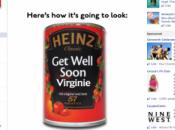 réseaux sociaux font-ils vendre Heinz partage retour d'expérience