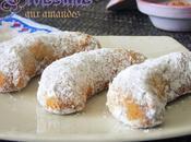 Croissants amandes (sans oeufs) gateaux 2012