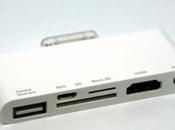 -50% connexion audio vidéo HDMI pour iPad