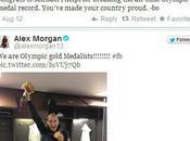 Twitter millions tweets pour Jeux Olympiques 2012
