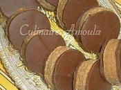 Petits gâteaux chocolat-amandes sans cuisson