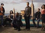 Alphas saison mi-chemin entre X-Men Heroes.