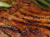 Côtelettes porc barbecue l'ancienne