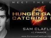 Catching Fire Claflin sera bien Finnick Odair
