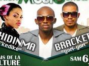 concert Abidjan Zoom Chidinma Bracket