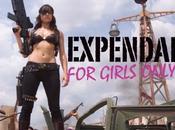 EXPENDABLES féminin Découvrez notre casting