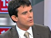 L'agitation stérile Manuel Valls
