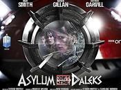 DOCTOR 7x01 Asylum Daleks