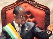 Côte d'Ivoire troisième Guillaume Soro Alassane Ouattara