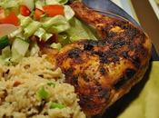 Pilons cuisses poulet paprika curcuma