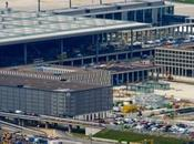 L'ouverture grand aéroport Berlin nouveau reportée