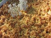 Trio fruits crumblisés (prononcer crumbeulisés