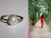 Bijoux blancs, bijoux noirs, nouvelle collection Charlotte Martyr