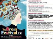 Brain Festival 1ère édition belle cause excellente programmation