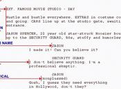 Tutoriel: comment mettre page scénario