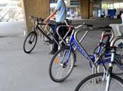 parkings velos pour l'aerogare