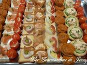 Bouchées Thon/Tomates