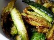 Frites courgettes chinoise